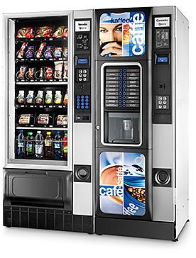 Necta Concerto - Necta Melodia - Distribuzione Automatica per la Media Utenza di bevande calde fredde snack