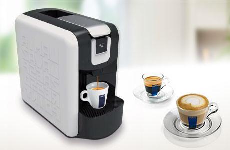 Lavazza EP Mini macchina caffè cialde capsule